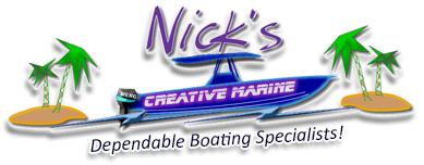 nickscreativemarine.com logo